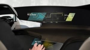 Holoactive Touch: Schnittstelle arbeitet wie ein Touchscreen.