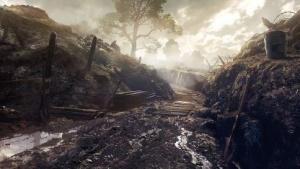 Konzeptzeichnung der ersten Erweiterung für Battlefield 1