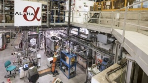 Alpha-Instrument des Cern: Antiwasserstoff in Magnetfalle eingefangen