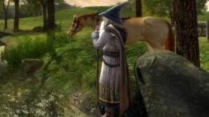 Gandalf in Der Herr der Ringe Online