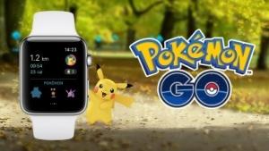 Pokémon Go ist jetzt auch auf Apple Watch erhältlich.