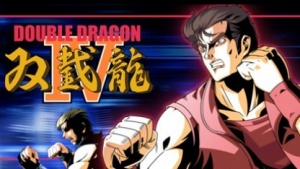 Artwork von Double Dragon 4