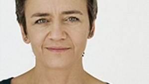 Margrethe Vestager mit ihem Twitter-Profilbild