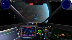 Der Klassiker X-Wing mit aktueller Grafik