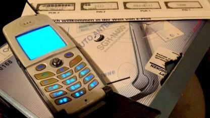 So alte Telefone funktionieren bei AT&T nicht mehr.