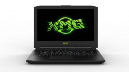 Im XMG P407 steckt eine Geforce GTX 1050 Ti.