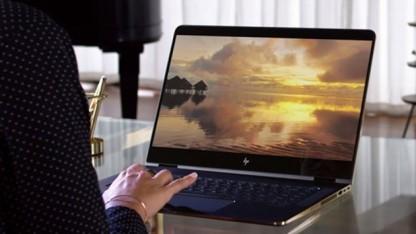 HP zeigt zur CES 2016 das überarbeitete Spectre x360 15.