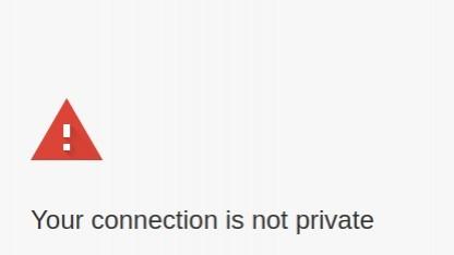Eine solche Fehlermeldung erhielten Kaspersky-Nutzer manchmal - weil die Software Zertifikate mit einem 32-Bit-Hash in einem Cache ablegte.