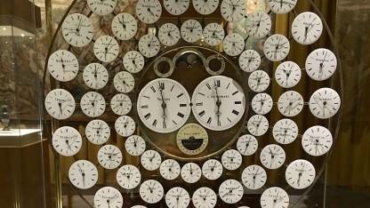 NTP dient zur Zeitsynchronisation über das Internet.
