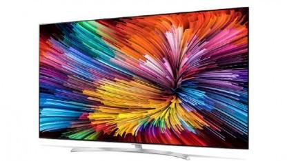 Einer der neuen LG-Fernseher mit Nano-Cell-Technologie
