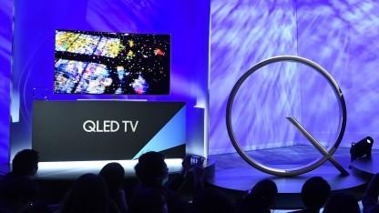 QLED-Fernseher