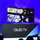 4K-UHD mit HDR: Samsungs Fernseher setzen auf neue QLED-Technik