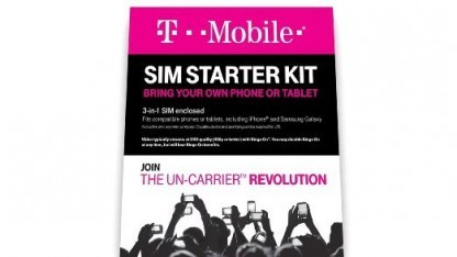 SIM Starter Kit von T-Mobile USA