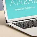 Airbar: Macbook mit Touchscreen zum Nachrüsten