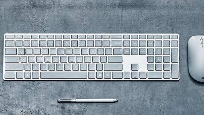 Das Surface-Keyboard und die Surface-Maus kommen nach Deutschland.