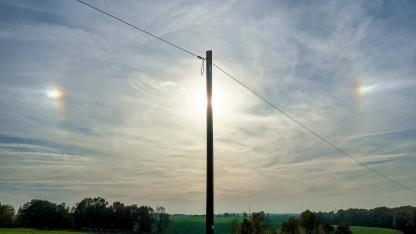 So schön könnte der Glasfaserausbau in Deutschland sein.