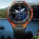 Casio WSD-F20: Militärkompatible Smartwatch mit Offlinekarten vorgestellt