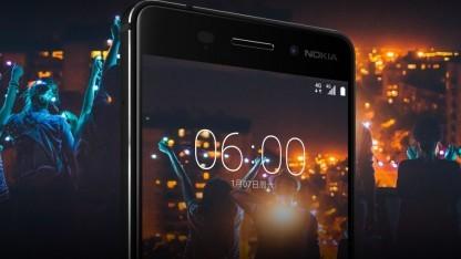 Nokia 6 läuft mit Android 7.0.