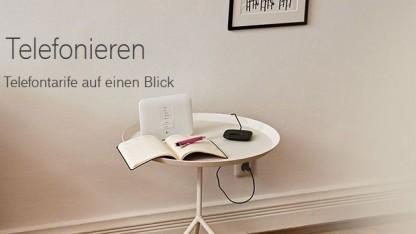 Telefonietarif der Telekom