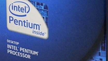 Pentium als Boxed-Version