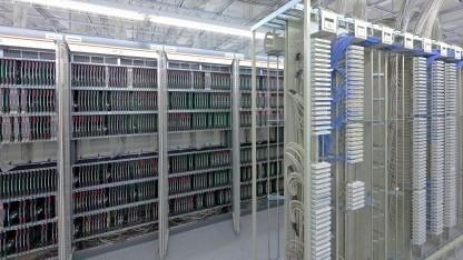Technik von Netcologne