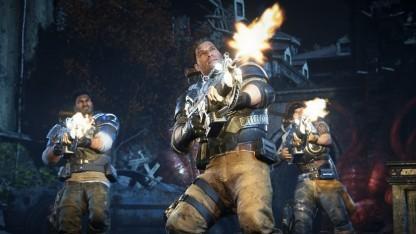 Windows-PC-Version von Gears of War 4