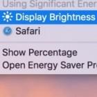 Apple: MacOS 10.12.3 warnt vor hohem Display-Energiebedarf