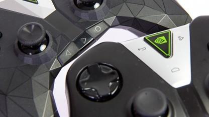 Gamepads wie für das Shield TV können bald vielleicht auch an Chromebooks genutzt werden.