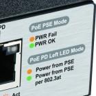D-Link: Büro-Switch mit PoE-Passthrough - aber wenig Anschlüssen