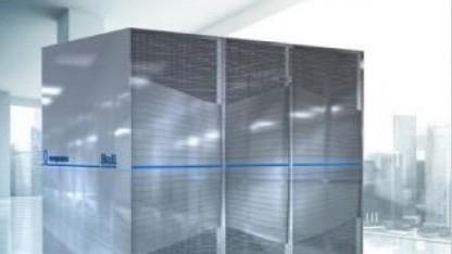 Symbolbild eines Server-Schranks