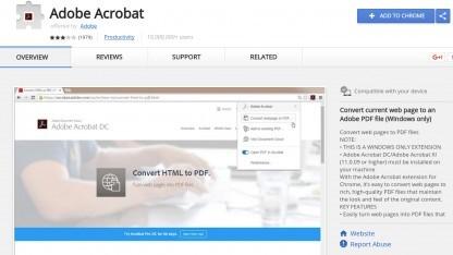 Millionen von Nutzern hat Adobe ungefragt eine Browsererweiterung installiert - und eine Sicherheitslücke gleich mit dazu.