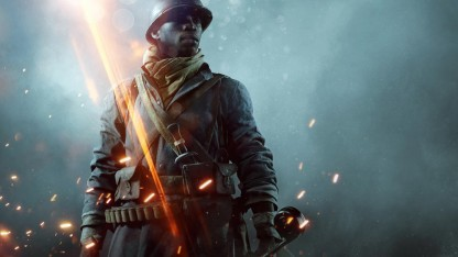 Artwork von Battlefield 1: They Shall not Pass