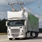 E-Highway: Autobahnen bekommen Oberleitungen für Elektro-Lkw