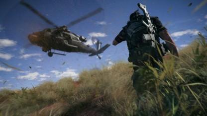 Ghost Recon Wildlands schickt den Spieler ins virtuelle Bolivien.