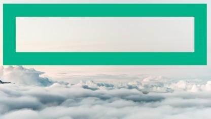 HPE übernimmt Cloudcruiser.