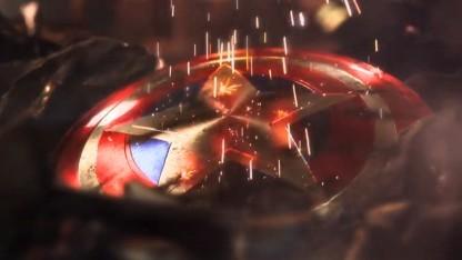 Offenbar tritt auch Captain America in The Avengers Project auf...