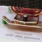 CPU-Kühler: Hersteller liefern Montagekits für AMDs Sockel AM4