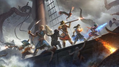 Artwork von Pillars of Eternity 2
