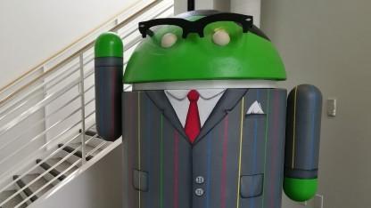 Google verteilt eine neue Android-Beta.