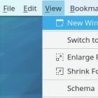 Linux-Desktop: KDE Plasma 5.9 bringt globale Menüs zurück