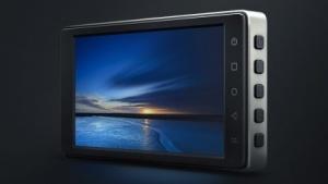 Der superhelle Crystalsky Monitor mit eingebauter DJI-Go-App