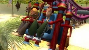 Das 2004 veröffentlichte Rollercoaster Tycoon 3 sorgt für Streit.