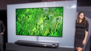 Der Signature OLED TV W7