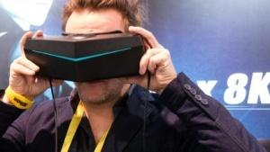 Prototyp des Pimax 8K VR