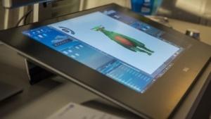 Das Dell Canvas stellt eine Alternative zu Surface Studio oder Wacom Cintiq dar.