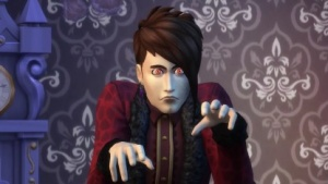 Die Sims 4 bekommen es mit Vampiren zu tun