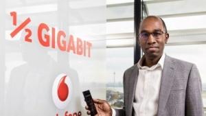 Vodafone Technik-Geschäftsführer Eric Kuisch