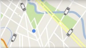 Google Maps: Position der Fahrzeug auf der Karte