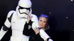 Carrie Fisher wird nicht durch eine digitale Kopie ersetzt.