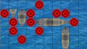 Die Entwickler von Maluuba erklären ihre AI anhand von Schiffe versenken.
